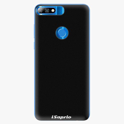 Plastový kryt iSaprio - 4Pure - černý - Huawei Y7 Prime 2018