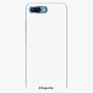 Plastový kryt iSaprio - 4Pure - bílý - Huawei Honor 10