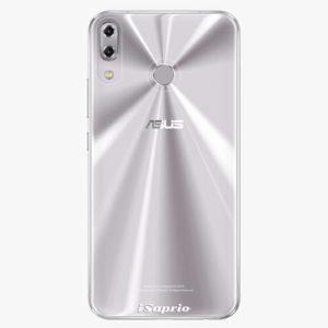Plastový kryt iSaprio - 4Pure - průhledný matný - Asus ZenFone 5 ZE620KL