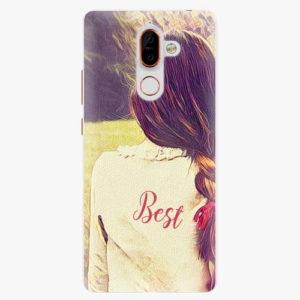 Plastový kryt iSaprio - BF Best - Nokia 7 Plus