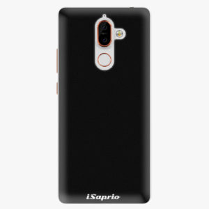 Plastový kryt iSaprio - 4Pure - černý - Nokia 7 Plus