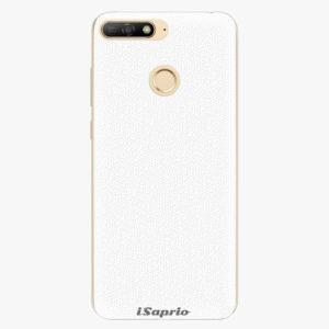 Plastový kryt iSaprio - 4Pure - bílý - Huawei Y6 Prime 2018