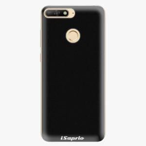 Plastový kryt iSaprio - 4Pure - černý - Huawei Y6 Prime 2018