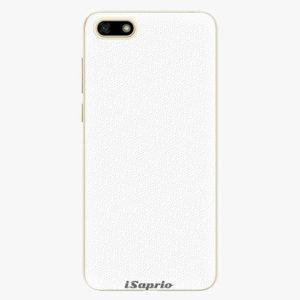 Plastový kryt iSaprio - 4Pure - bílý - Huawei Y5 2018