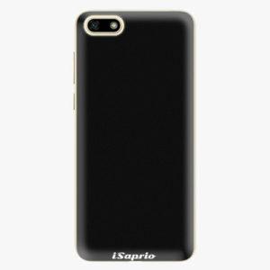 Plastový kryt iSaprio - 4Pure - černý - Huawei Y5 2018
