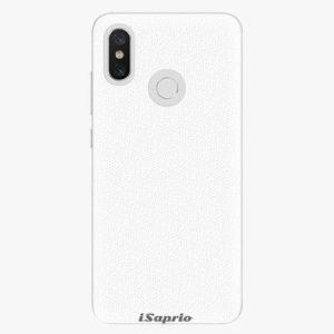 Plastový kryt iSaprio - 4Pure - bílý - Xiaomi Mi 8