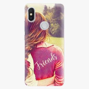 Plastový kryt iSaprio - BF Friends - Xiaomi Redmi S2