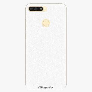 Plastový kryt iSaprio - 4Pure - bílý - Huawei Honor 7A