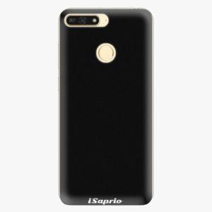 Plastový kryt iSaprio - 4Pure - černý - Huawei Honor 7A