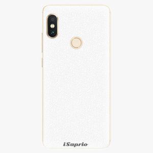 Plastový kryt iSaprio - 4Pure - bílý - Xiaomi Redmi Note 5