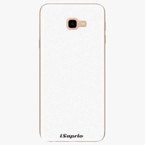 Plastový kryt iSaprio - 4Pure - bílý - Samsung Galaxy J4+
