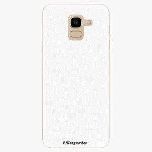 Plastový kryt iSaprio - 4Pure - bílý - Samsung Galaxy J6