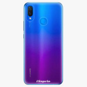 Plastový kryt iSaprio - 4Pure - průhledný matný - Huawei Nova 3i