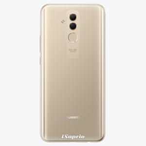 Plastový kryt iSaprio - 4Pure - průhledný matný - Huawei Mate 20 Lite