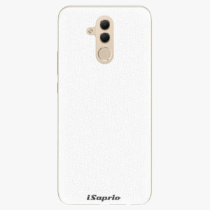 Plastový kryt iSaprio - 4Pure - bílý - Huawei Mate 20 Lite