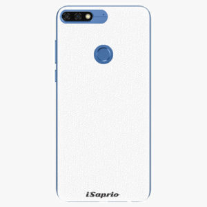 Plastový kryt iSaprio - 4Pure - bílý - Huawei Honor 7C