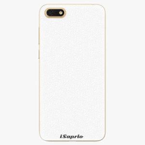 Plastový kryt iSaprio - 4Pure - bílý - Huawei Honor 7S
