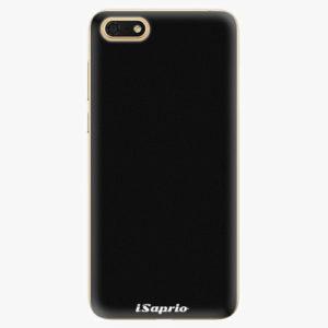 Plastový kryt iSaprio - 4Pure - černý - Huawei Honor 7S