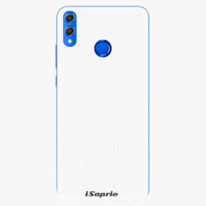 Plastový kryt iSaprio - 4Pure - bílý - Huawei Honor 8X