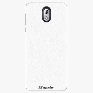 Plastový kryt iSaprio - 4Pure - bílý - Nokia 3.1