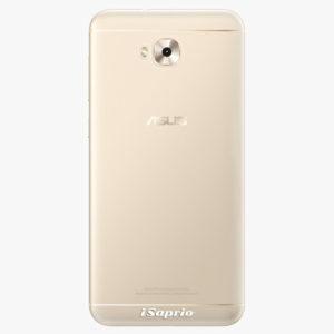 Plastový kryt iSaprio - 4Pure - průhledný matný - Asus ZenFone 4 Selfie ZD553KL