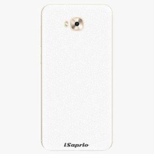 Plastový kryt iSaprio - 4Pure - bílý - Asus ZenFone 4 Selfie ZD553KL