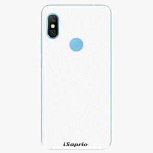 Plastový kryt iSaprio - 4Pure - bílý - Xiaomi Redmi Note 6 Pro