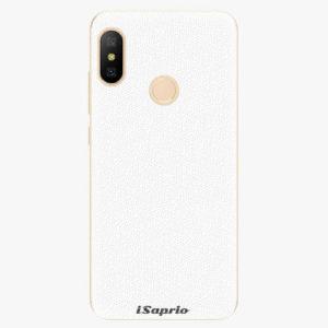 Plastový kryt iSaprio - 4Pure - bílý - Xiaomi Mi A2 Lite