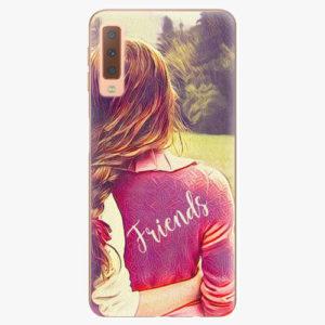 Plastový kryt iSaprio - BF Friends - Samsung Galaxy A7 (2018)