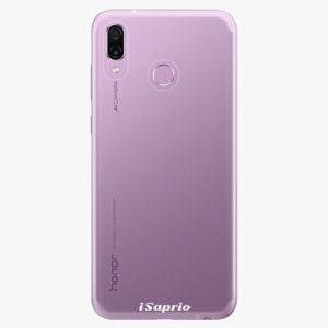 Plastový kryt iSaprio - 4Pure - průhledný matný - Huawei Honor Play
