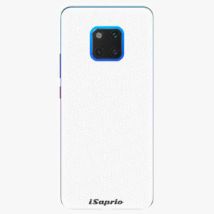 Plastový kryt iSaprio - 4Pure - bílý - Huawei Mate 20 Pro
