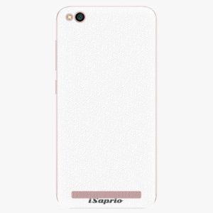 Plastový kryt iSaprio - 4Pure - bílý - Xiaomi Redmi 5A