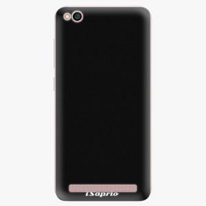 Plastový kryt iSaprio - 4Pure - černý - Xiaomi Redmi 5A
