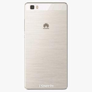 Silikonové pouzdro iSaprio - 4Pure - průhledný matný - Huawei Ascend P8 Lite