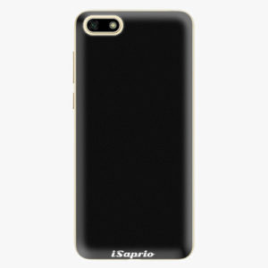 Silikonové pouzdro iSaprio - 4Pure - černý - Huawei Y5 2018