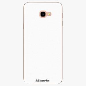 Silikonové pouzdro iSaprio - 4Pure - bílý - Samsung Galaxy J4+
