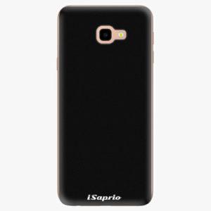 Silikonové pouzdro iSaprio - 4Pure - černý - Samsung Galaxy J4+