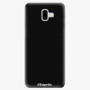 Silikonové pouzdro iSaprio - 4Pure - černý - Samsung Galaxy J6+