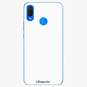 Silikonové pouzdro iSaprio - 4Pure - bílý - Huawei Nova 3i