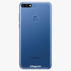 Silikonové pouzdro iSaprio - 4Pure - průhledný matný - Huawei Honor 7C