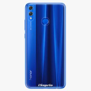 Silikonové pouzdro iSaprio - 4Pure - průhledný matný - Huawei Honor 8X