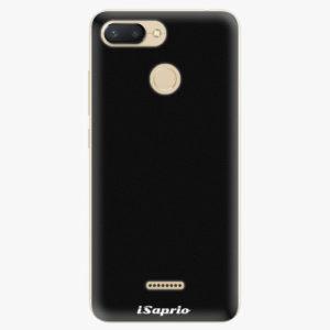 Silikonové pouzdro iSaprio - 4Pure - černý - Xiaomi Redmi 6