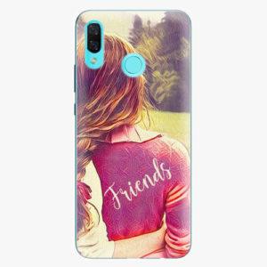 Silikonové pouzdro iSaprio - BF Friends - Huawei Nova 3