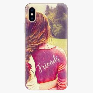 Silikonové pouzdro iSaprio - BF Friends - iPhone XS