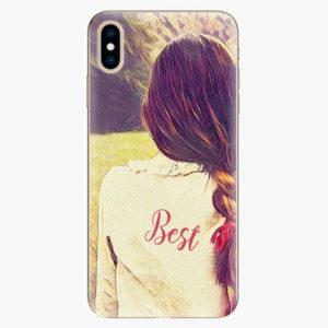 Silikonové pouzdro iSaprio - BF Best - iPhone XS Max