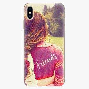 Silikonové pouzdro iSaprio - BF Friends - iPhone XS Max
