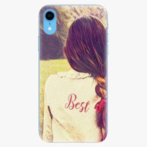 Silikonové pouzdro iSaprio - BF Best - iPhone XR