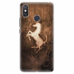 Plastový kryt iSaprio - Vintage Horse - Xiaomi Mi Max 3