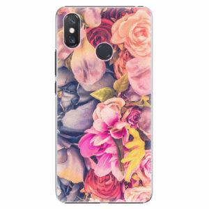 Plastový kryt iSaprio - Beauty Flowers - Xiaomi Mi Max 3