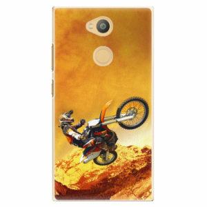 Plastový kryt iSaprio - Motocross - Sony Xperia L2